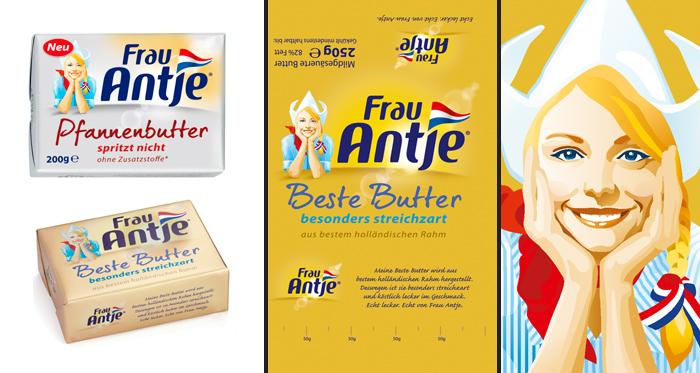 frau antje butter